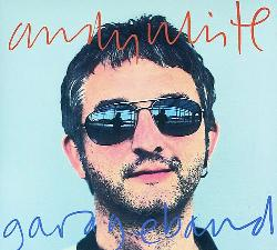 "Andy White's ""Garageband"" CD"